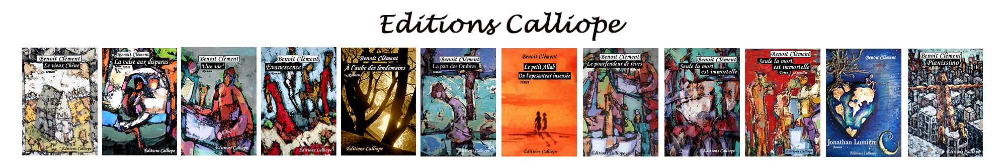 editions Calliope collection